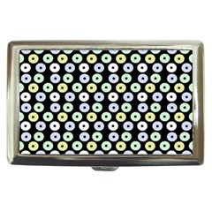 Eye Dots Black Pastel Cigarette Money Cases