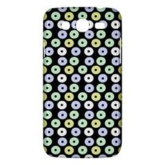 Eye Dots Black Pastel Samsung Galaxy Mega 5 8 I9152 Hardshell Case