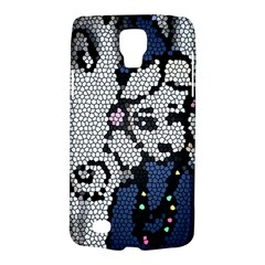 Pixie Girl Stained Glass Samsung Galaxy S4 Active (i9295) Hardshell Case