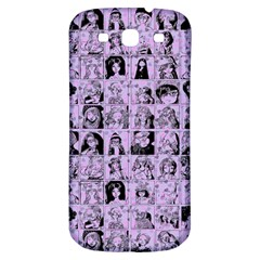 Lilac Yearbok Samsung Galaxy S3 S Iii Classic Hardshell Back Case