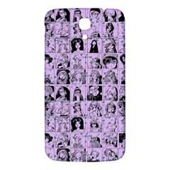 Lilac Yearbok Samsung Galaxy Mega I9200 Hardshell Back Case