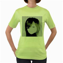 Heartwill Women s Green T Shirt