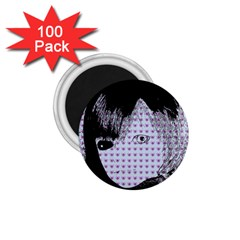 Heartwill 1 75  Magnets (100 Pack)