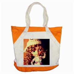 Strike A Pose Accent Tote Bag