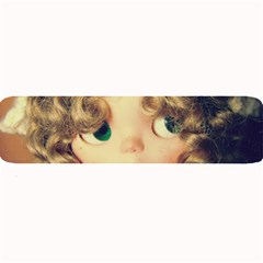 Cute Doll Large Bar Mats by snowwhitegirl
