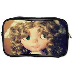 Cute Doll Toiletries Bag (one Side)