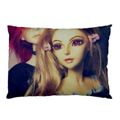 Doll Couple Pillow Case (two Sides)