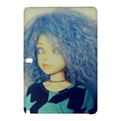 Blue Hair Boy Samsung Galaxy Tab Pro 12 2 Hardshell Case
