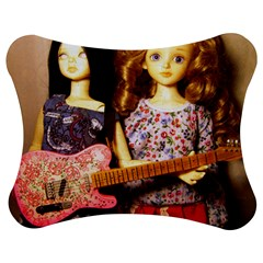 Playing The Guitar Jigsaw Puzzle Photo Stand (bow) by snowwhitegirl