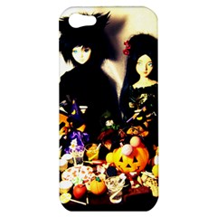 Old Halloween Photo Apple Iphone 5 Hardshell Case