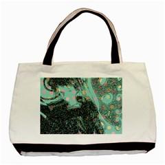 Grainy Angelica Basic Tote Bag