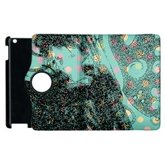 Grainy Angelica Apple Ipad 2 Flip 360 Case by snowwhitegirl