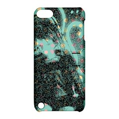 Grainy Angelica Apple Ipod Touch 5 Hardshell Case With Stand by snowwhitegirl