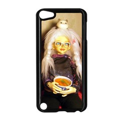 Eating Lunch Apple Ipod Touch 5 Case (black)