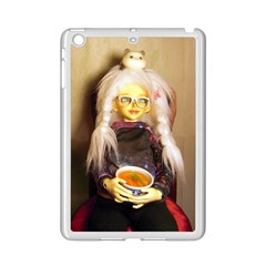 Eating Lunch Ipad Mini 2 Enamel Coated Cases by snowwhitegirl
