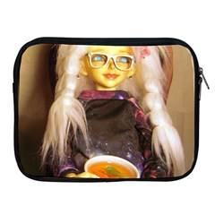 Eating Lunch Apple Ipad 2/3/4 Zipper Cases