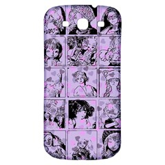 Lilac Yearbook 1 Samsung Galaxy S3 S Iii Classic Hardshell Back Case