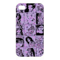 Lilac Yearbook 2 Apple Iphone 4/4s Hardshell Case