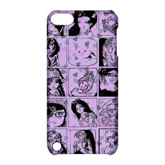 Lilac Yearbook 2 Apple Ipod Touch 5 Hardshell Case With Stand