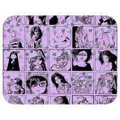Lilac Yearbook 2 Full Print Lunch Bag by snowwhitegirl