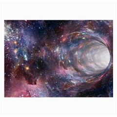 Wormhole 2514312 1920 Large Glasses Cloth (2 Side)