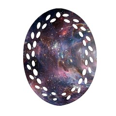 Wormhole 2514312 1920 Oval Filigree Ornament (two Sides)