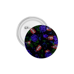 Blue Rose Vampire 1 75  Buttons