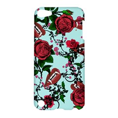 Light Blue Rose Vampire Apple Ipod Touch 5 Hardshell Case