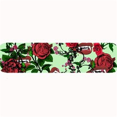 Green Rose Vampire Large Bar Mats
