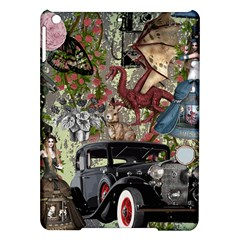 Steampunk Collage Ipad Air Hardshell Cases