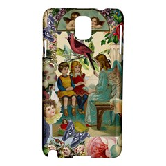 Angel Collage Samsung Galaxy Note 3 N9005 Hardshell Case