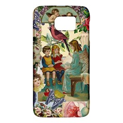 Angel Collage Samsung Galaxy S6 Hardshell Case