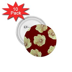 Red Tulips 1 75  Buttons (10 Pack)