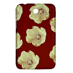 Red Tulips Samsung Galaxy Tab 3 (7 ) P3200 Hardshell Case  by snowwhitegirl