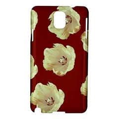Red Tulips Samsung Galaxy Note 3 N9005 Hardshell Case