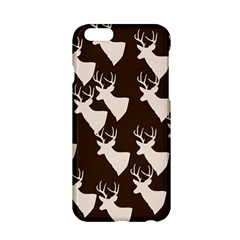 Brown Deer Pattern Apple Iphone 6/6s Hardshell Case