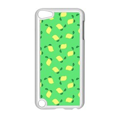 Lemons Green Apple Ipod Touch 5 Case (white)