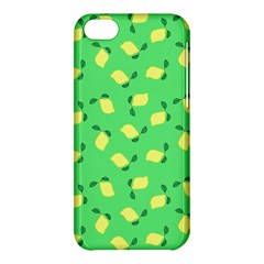 Lemons Green Apple Iphone 5c Hardshell Case