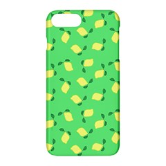Lemons Green Apple Iphone 7 Plus Hardshell Case