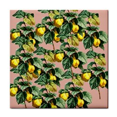 Fruit Branches Tile Coasters