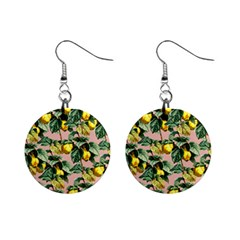 Fruit Branches Mini Button Earrings