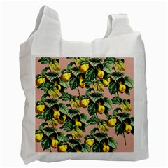 Fruit Branches Recycle Bag (two Side)