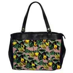 Fruit Branches Oversize Office Handbag