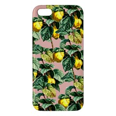 Fruit Branches Apple Iphone 5 Premium Hardshell Case