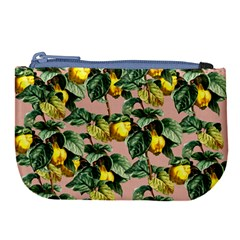 Fruit Branches Large Coin Purse