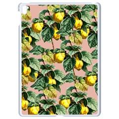 Fruit Branches Apple Ipad Pro 9 7   White Seamless Case