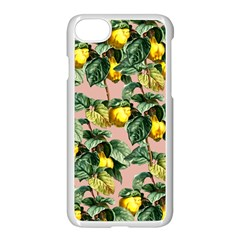 Fruit Branches Apple Iphone 8 Seamless Case (white)
