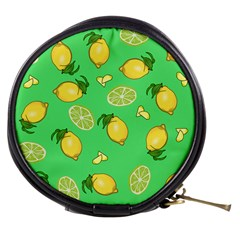 Lemons And Limes Mini Makeup Bags