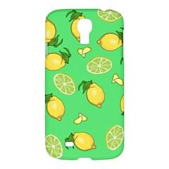 Lemons And Limes Samsung Galaxy S4 I9500/i9505 Hardshell Case