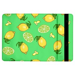 Lemons And Limes Ipad Air Flip